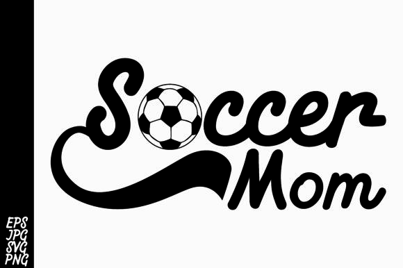 Download Free Soccer Mom Graphic By Arsa Adjie Creative Fabrica for Cricut Explore, Silhouette and other cutting machines.
