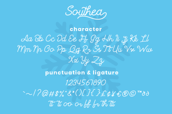 Print on Demand: Southea Display Font By attypestudio - Image 7