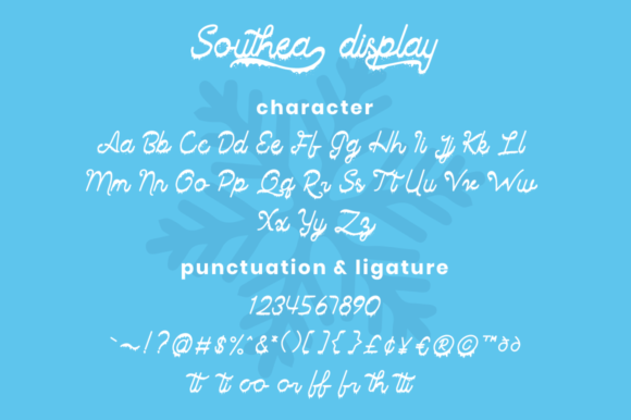 Print on Demand: Southea Display Font By attypestudio - Image 8