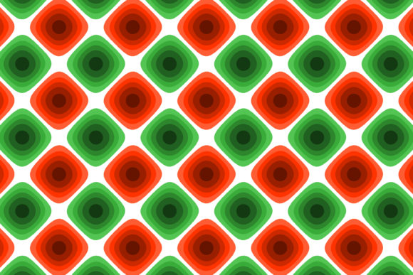 Print on Demand: Square Pattern Graphic Patterns By noory.shopper