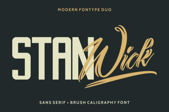 Stanwick Font Download
