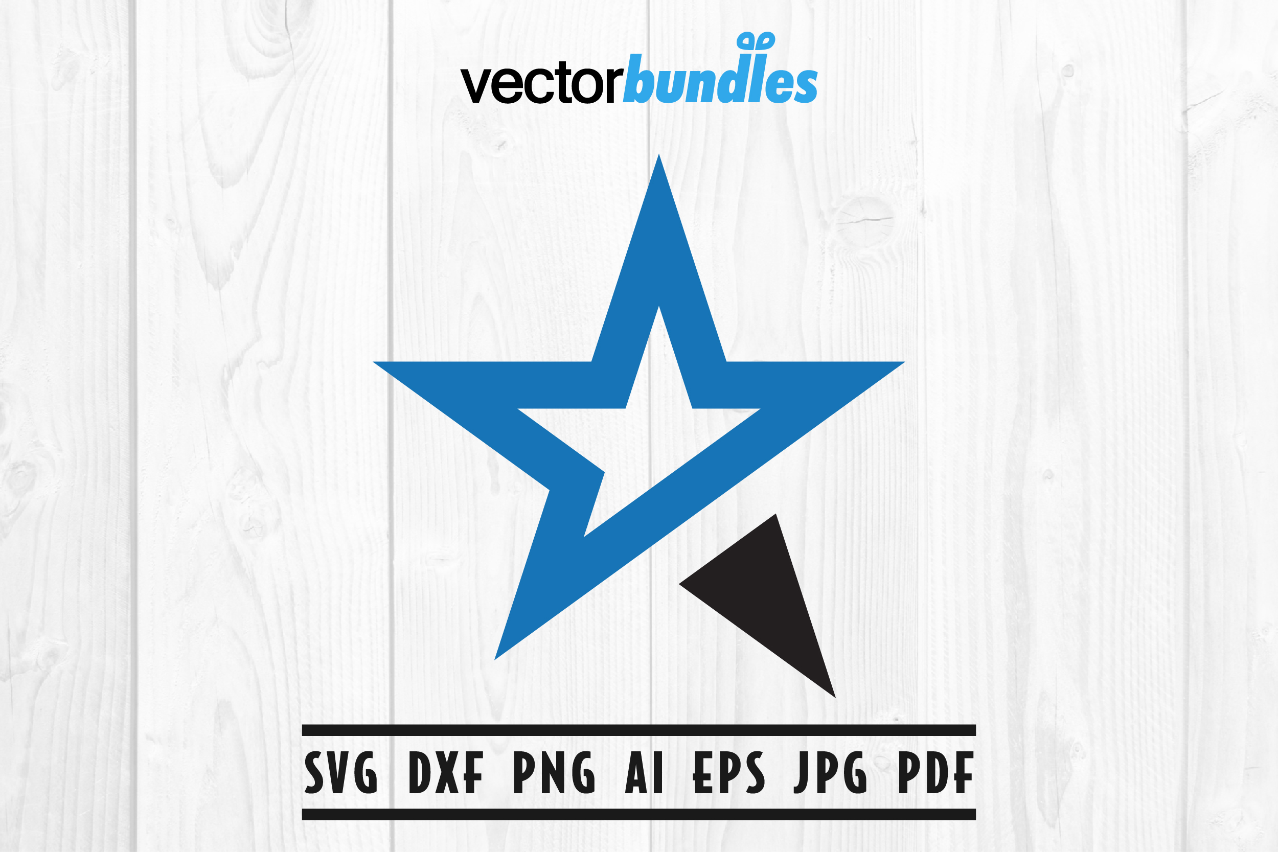 Download Free Star Graphic By Vectorbundles Creative Fabrica SVG Cut Files