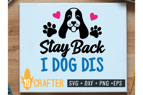 Print on Demand: Stay Back I Got This Graphic Crafts By great19
