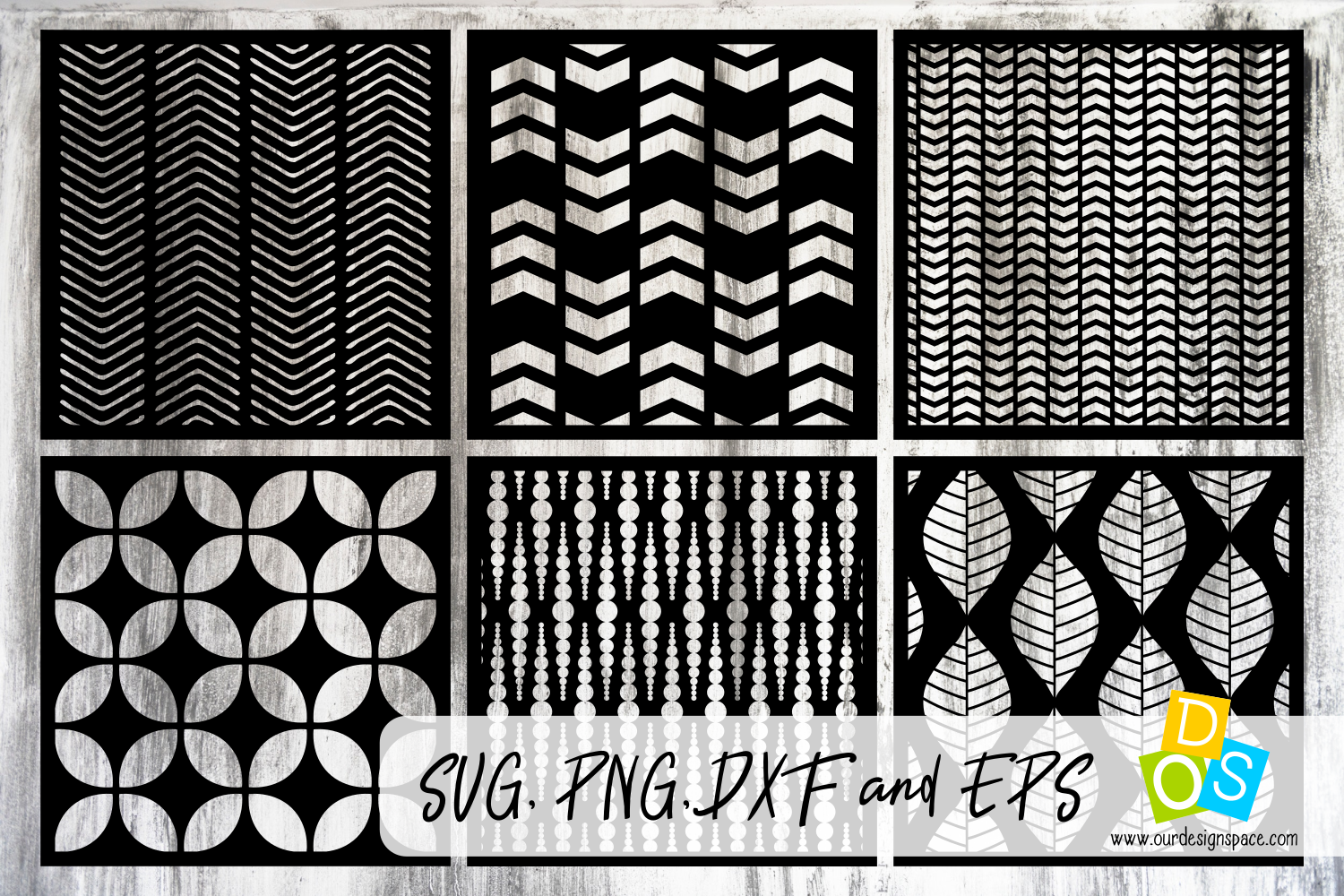 Download Free Stencils Patterns 3 Graphic By Our Design Space Creative Fabrica for Cricut Explore, Silhouette and other cutting machines.