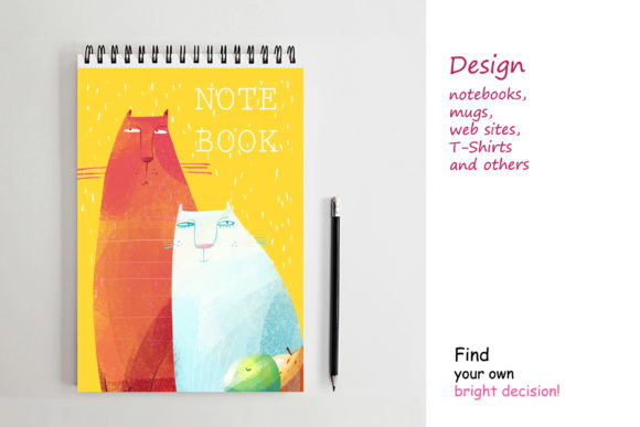 Print on Demand: Still Life with a Cat - Poster Creator Graphic Illustrations By Zooza Art - Image 9