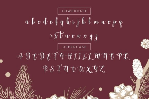 Print on Demand: Sweet Love Script & Handwritten Font By HansCo - Image 8