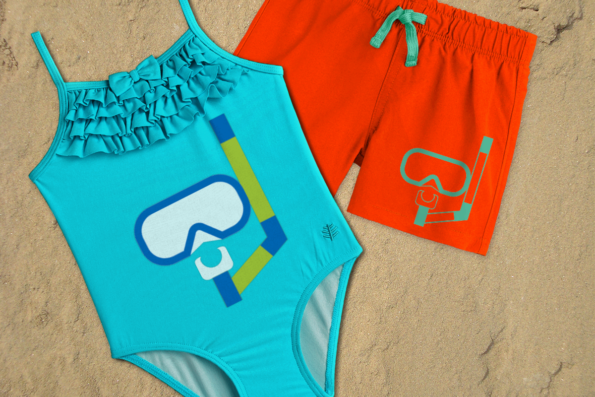 Download Free Swim Mask And Snorkel Swimming Graphic By Designedbygeeks for Cricut Explore, Silhouette and other cutting machines.