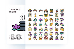 THERAPY ICON Graphic By Goodware.Std