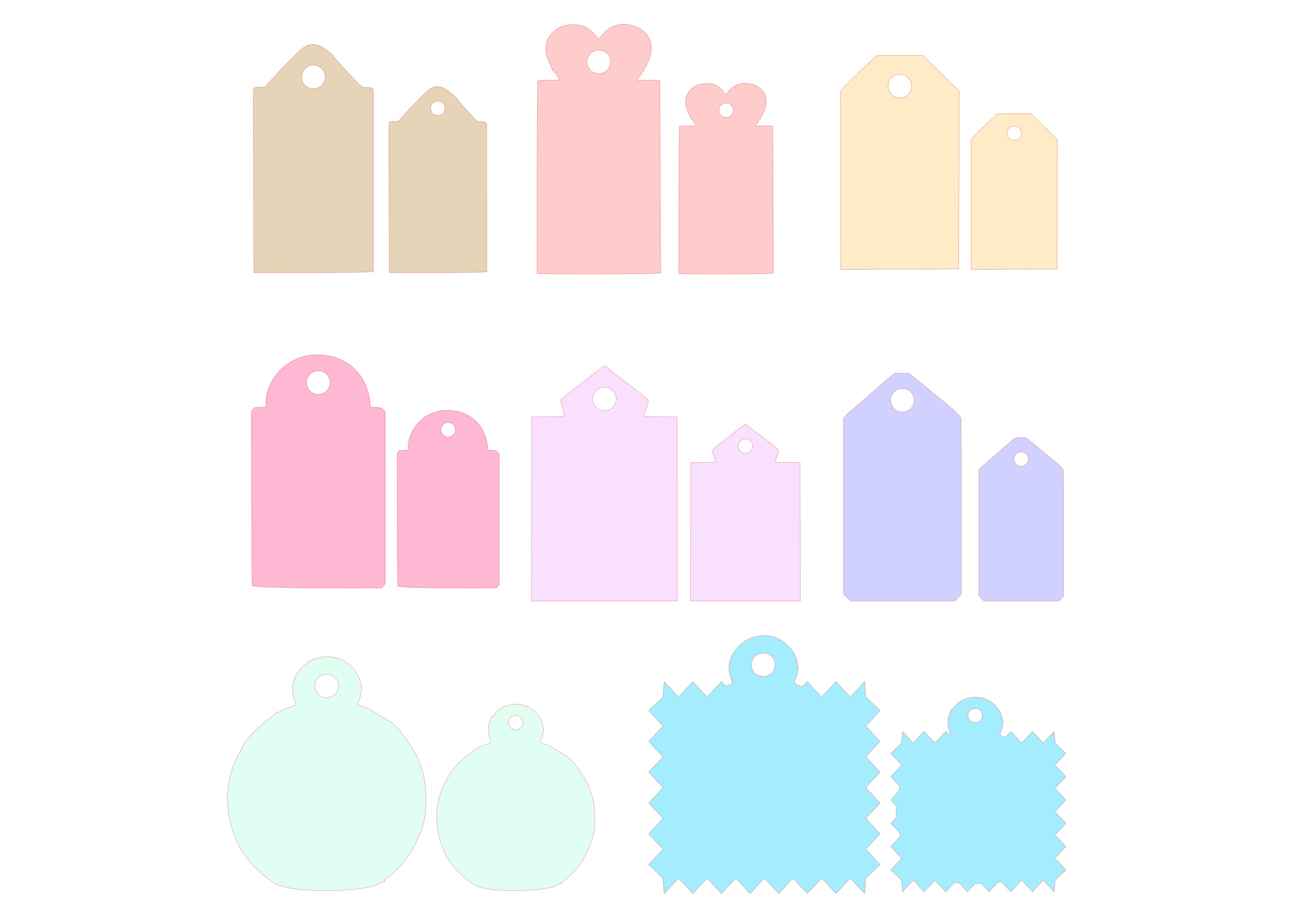 Tags for Craft SVG File