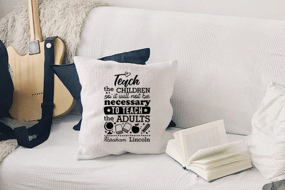 Teach the Children... Graphic Crafts By danieladoychinovashop - Image 5