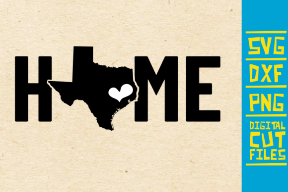 Download Free Texas Home State Usa Vector Graphic By Svgyeahyouknowme for Cricut Explore, Silhouette and other cutting machines.