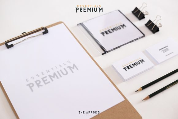Print on Demand: The Afford Serif Font By EdricStudio - Image 11