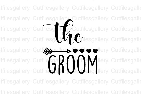 The Groom  Graphic Crafts By cutfilesgallery