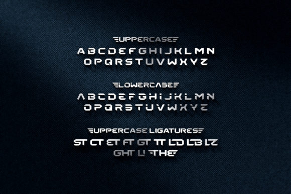 Print on Demand: The Starwild Display Font By StudioAKTYPE - Image 6