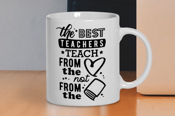 The Best Teachers... Graphic Crafts By danieladoychinovashop - Image 3