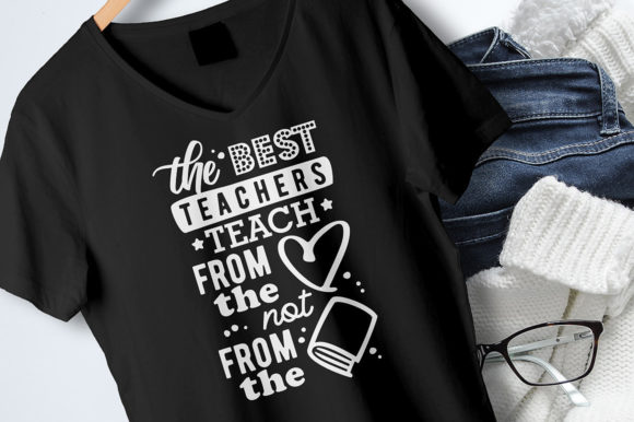 The Best Teachers... Graphic Crafts By danieladoychinovashop - Image 6