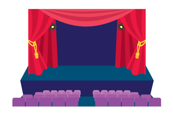 Theater Stage Craft Design By Creative Fabrica Crafts Image 1