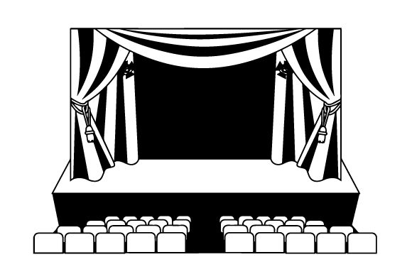Theater Stage Craft Design By Creative Fabrica Crafts Image 2