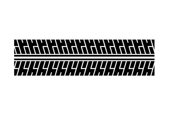 Tire Tracks Garage Craft Cut File By Creative Fabrica Crafts