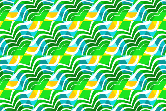 Print on Demand: Triangle Abstract Pattern Graphic Patterns By noory.shopper