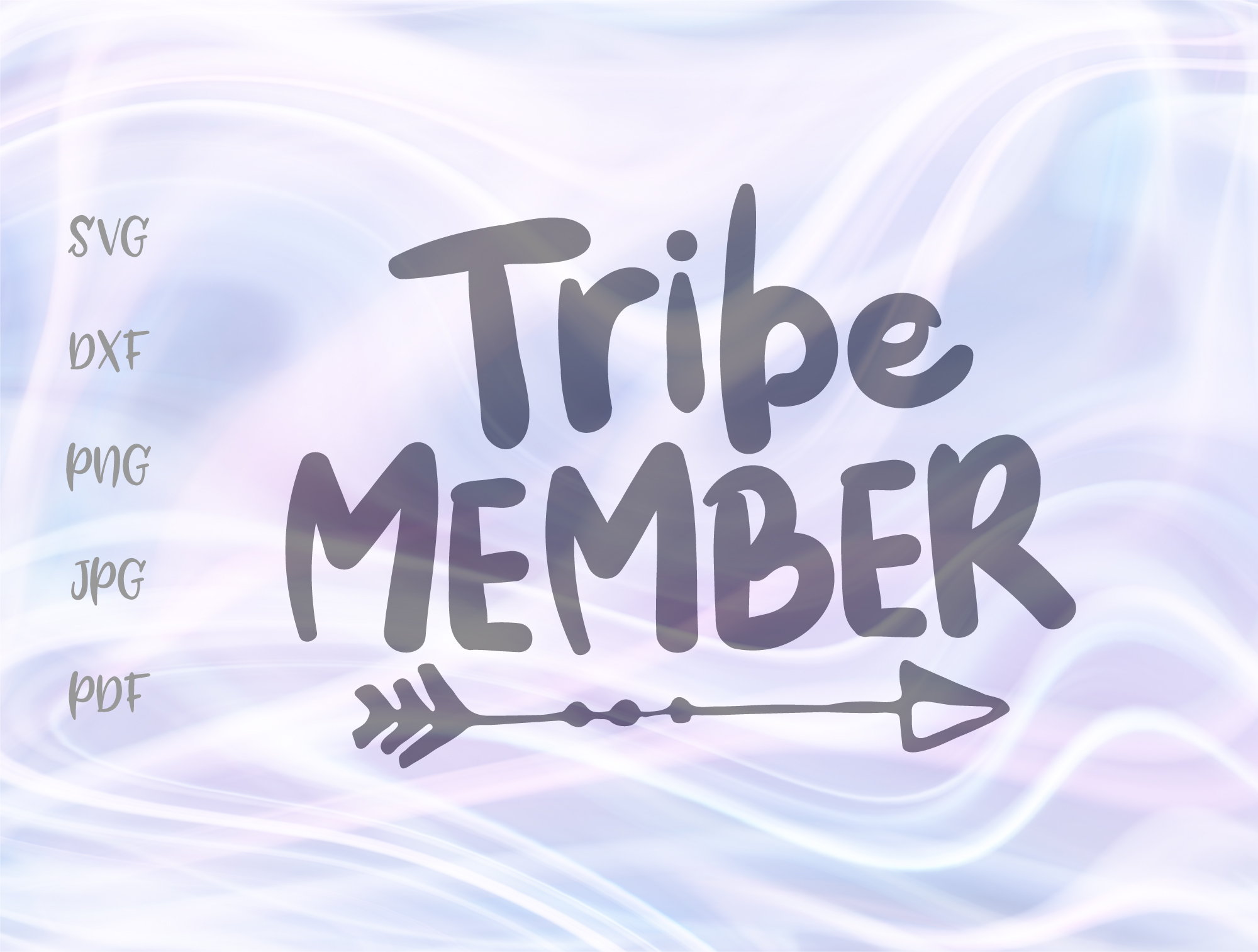 Download Free Tribe Member Graphic By Digitals By Hanna Creative Fabrica for Cricut Explore, Silhouette and other cutting machines.