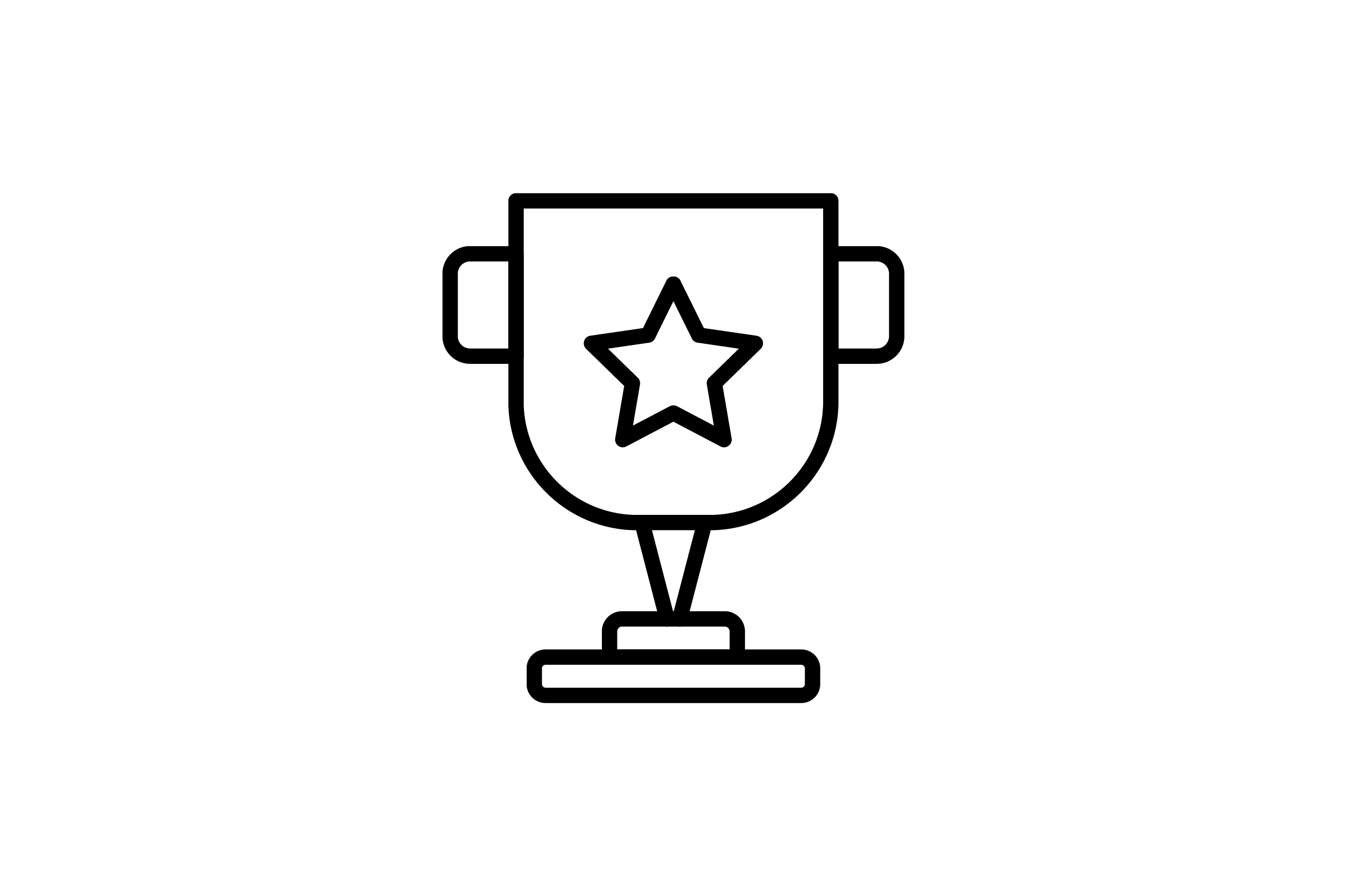 Download Free Trophy Graphic By Wirawizinda097 Creative Fabrica for Cricut Explore, Silhouette and other cutting machines.