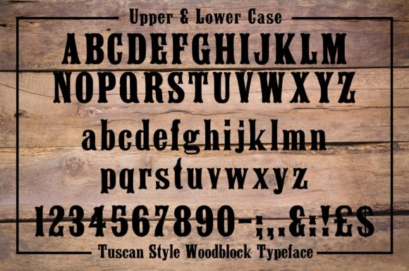 Tulyar Font By K22 Foundry Image 2