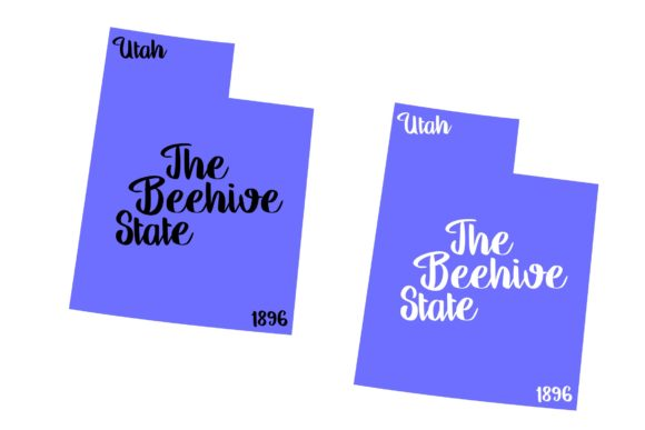 Download Free Utah State Nickname Svg Png Eps Grafik Von Studio 26 Design for Cricut Explore, Silhouette and other cutting machines.