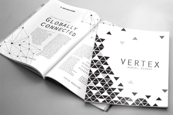 Vertex Stationary Collection Graphic By denestudios Image 2