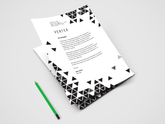 Vertex Stationary Collection Graphic By denestudios Image 14