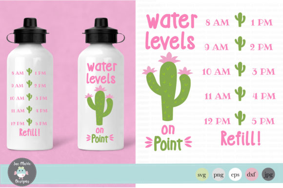Water Levels on Point Graphic Crafts By thejaemarie