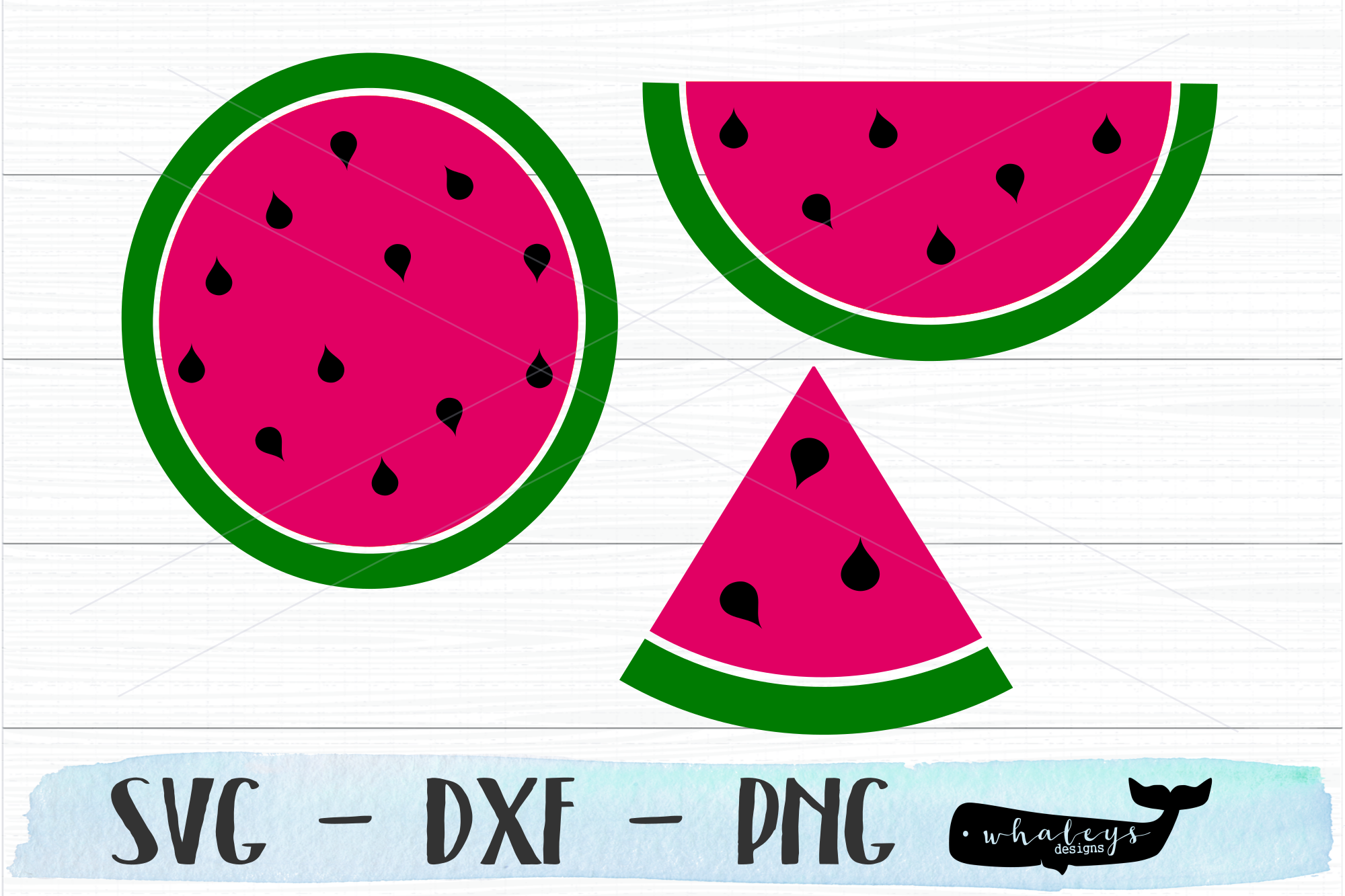 Download Free Watermelon Summer Fruit Svg Graphic By Whaleysdesigns for Cricut Explore, Silhouette and other cutting machines.