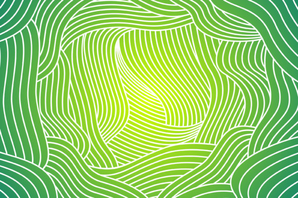 Download Free White Line Pattern Green Background Graphic By Noory Shopper for Cricut Explore, Silhouette and other cutting machines.