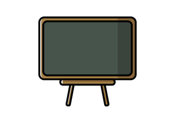 White Board Icon Graphic By Home Sweet