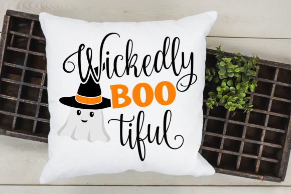 Download Free Wickedly Bootiful Graphic By Vr Digital Design Creative Fabrica for Cricut Explore, Silhouette and other cutting machines.