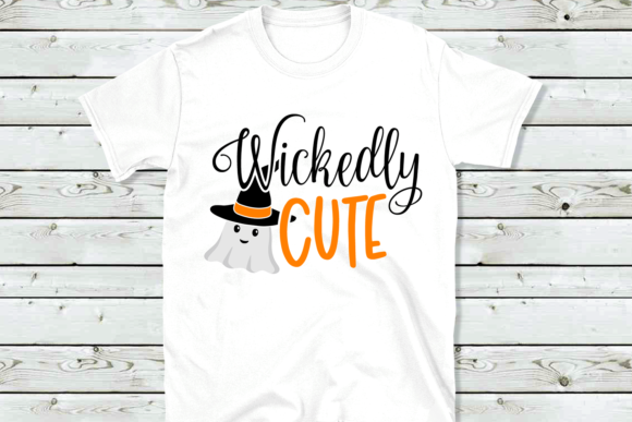 Wickedly Cute Graphic By Vr Digital Design Creative Fabrica