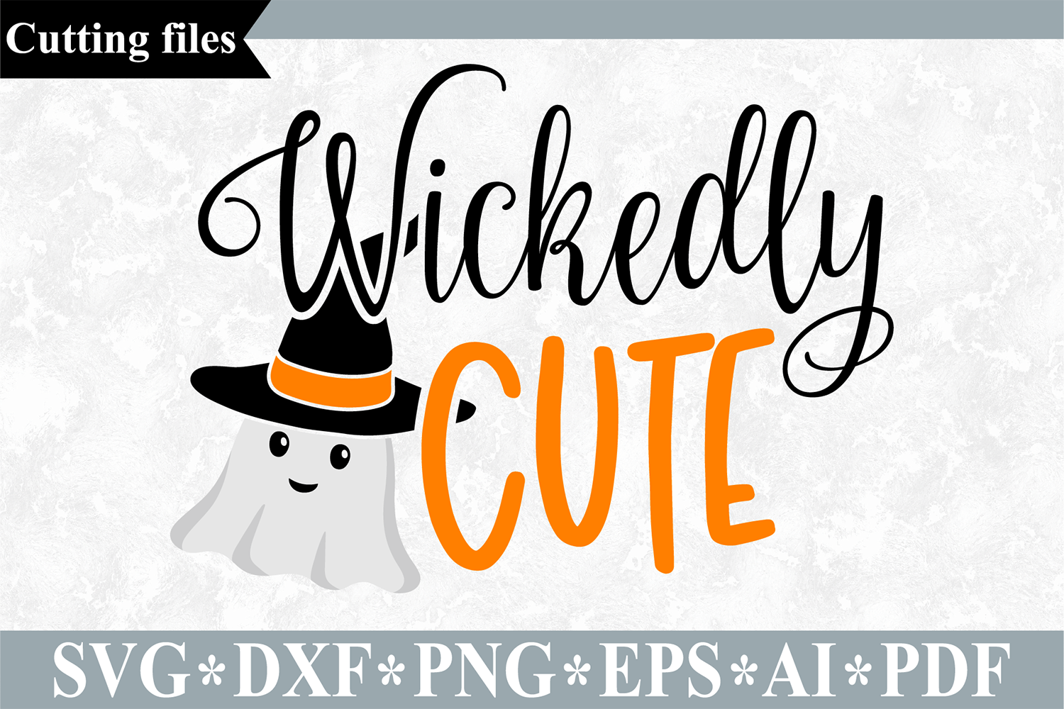 Download Free Wickedly Cute Graphic By Vr Digital Design Creative Fabrica for Cricut Explore, Silhouette and other cutting machines.