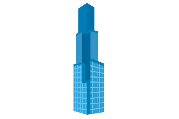Willis Tower Craft Design By Creative Fabrica Crafts Image 1