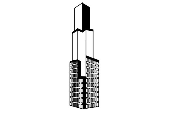 Willis Tower Craft Design By Creative Fabrica Crafts Image 2