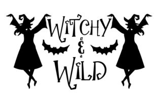 Witchy & Wild Craft Design By Creative Fabrica Crafts