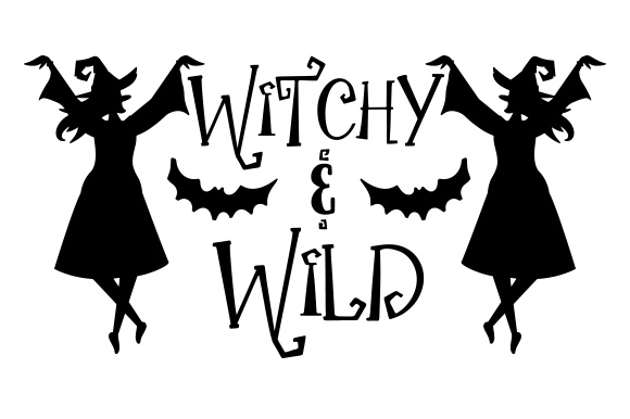 Download Free Witchy Wild Svg Cut File By Creative Fabrica Crafts Creative for Cricut Explore, Silhouette and other cutting machines.