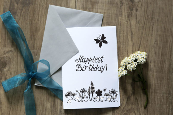 Download Free Wonky Flower Doodles Graphic By Curious Kitten Creative Fabrica for Cricut Explore, Silhouette and other cutting machines.