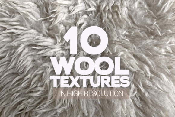 Wool Textures X10 Graphic Textures By SmartDesigns - Image 1