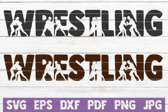 Wrestling Graphic Graphic Templates By MintyMarshmallows