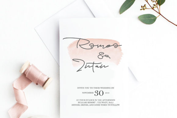 Print on Demand: Yolanda Script & Handwritten Font By thomasaradea - Image 5