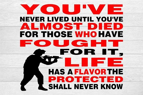 Download Free You Never Lived Until You Almost Died Graphic By Family for Cricut Explore, Silhouette and other cutting machines.