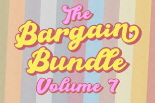 Bargain Bundle Vol. 7
