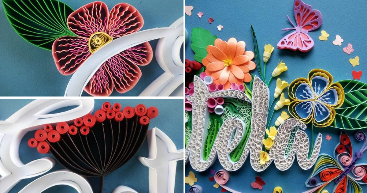 Download Free Quilling Tutorial Master The Art Of Paper Crafting Creative Fabrica for Cricut Explore, Silhouette and other cutting machines.