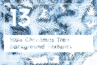 13 Blue Tree Background Textures Graphic By Textures