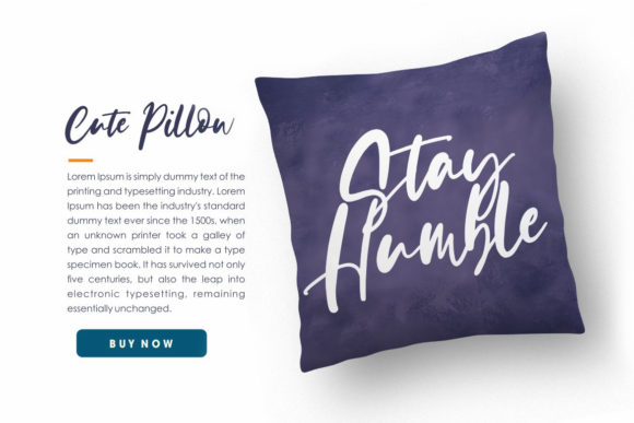 Print on Demand: Evangeline Script & Handwritten Font By CreatypeStudio - Image 4
